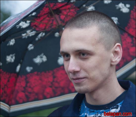 Aleksandr nach seiner Entlassung